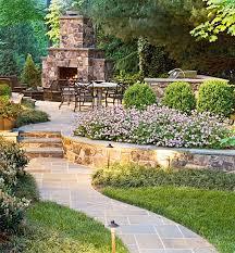 mclean virginia landscape patio design retaining walls u0026 walkways