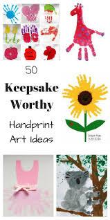 the 25 best handprint art ideas on pinterest