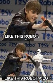I Robot Meme - i like this robot by viki meme center