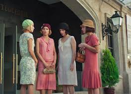 cable girls u2013 1920s era women with a modern twist glamourdaze