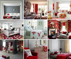 Cny Home Decoration Cool 40 Red Home Decorating Inspiration Of Best 25 Red Accents