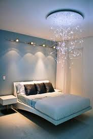 Floating Bedframe by Top Creative Of Chandeliers For Ideas Plus Chandelier In Bedroom