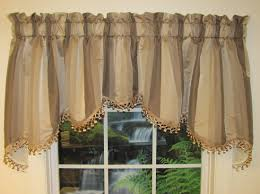 Curtains Valances And Swags Sumptuous Design Ideas Swag Curtains For Living Room Imposing