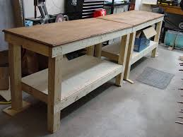 Second Hand Work Bench Need A Little Extra Work Space For In The Garage Or Out In The