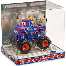 disney cars 1 43 monster trucks tormentor diecast car