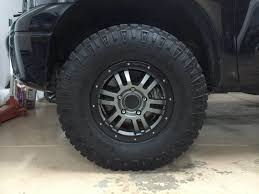 Truck Wheel And Tire Packages Official Tundra Wheel And Tire Setups Pics And Info Toyota