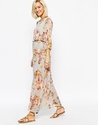 moda boho vero moda vero moda floral boho maxi dress