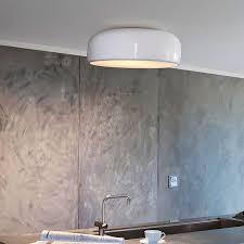 flos smithfield c flush mount ceiling lamp stardust