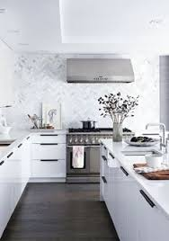 modern white kitchen backsplash a kitchen backsplash transformation a design decision gone wrong