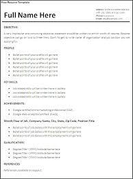 resume templates for jobs accounting job resume lidazayiflama info