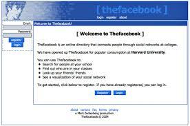 Mark Zuckerberg Resume 33 Photos Of Facebook U0027s Rise From A Harvard Dorm Room To World