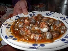 escargot cuisine à la bordelaise