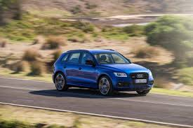 Audi Q5 Next Generation - first audi sq5 details emerge goauto