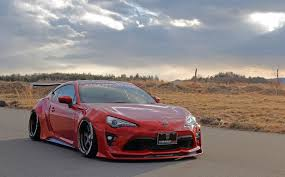 custom subaru brz wide body stancenation x aimgain type 2 collaboration aero toyota 86
