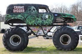 the story behind grave digger the monster truck everybody u0027s heard of