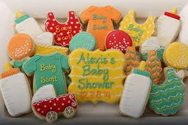 gender neutral baby shower s cookies gender neutral baby shower cookies