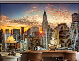 new york city wallpaper price comparison buy cheapest new york fabric fabric back vinyl wallpapers moisture proof luxury european modern new york city skyscraper mural 3d wallpaper 3d wall papers for tv backdrop