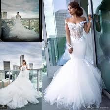 gorgeous wedding dresses gorgeous wedding dresses mermaid the shoulder sheer