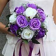 purple wedding bouquets cheap wedding flowers online wedding flowers for 2018