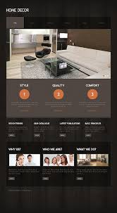 Home Decor Items Websites 40 Interior Design Wordpress Themes That Will Boost Your
