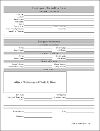 employee form sample employee declaration form download 9 sample