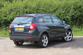 chevrolet captiva estate 2007 2015 features equipment and