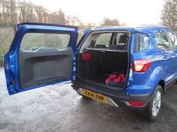 ford ecosport titanium 1 0 ecoboost 5 speed manual road test