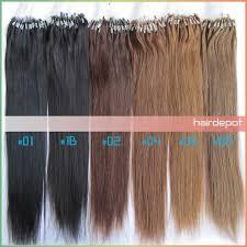 easy loop free dhl 26 1b easy loop micro link hair extensions human 0 5g s