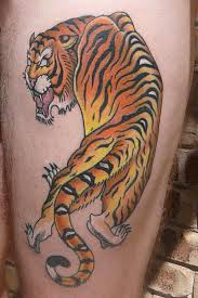 with japanese tattoos awesome japanese style tiger