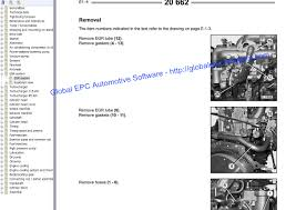 global epc automotive software renault master mascott movano