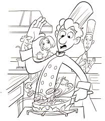 ratatouille 3 ratatouille coloring pages coloring for kids