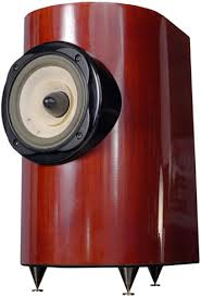 Review Bookshelf Speakers Teresonic Magus Bookshelf Speaker With Lowther Voigt Dx55 Driver