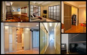 doors in los angeles partitions sliding glass interior design