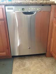 home depot stainless steel dishwasher black friday ge front control built in tall tub dishwasher in stainless steel