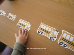wheels on the bus learning activities