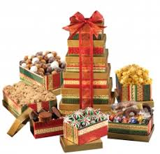 gourmet baskets gift towers broadway