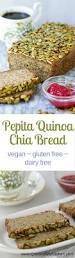 Vegan Gluten Free Bread Machine Recipe Pepita Quinoa Chia Bread Queen Of My Kitchen