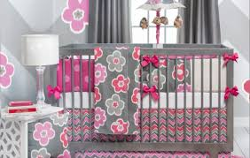 Purple Grey Crib Bedding by Modern Purple And Gray Crib Bedding Sets Tags Gray Crib Bedding