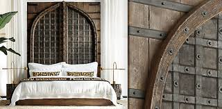 Wood And Iron Bedroom Furniture by Bedroom Collections Rh