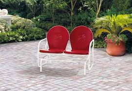 Patio Furniture Glider by Outdoor Furniture Glider Wicker Glider Porch Gliders
