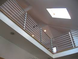 home interior railings made modern interior railing by bader metal fabrication