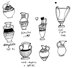 Greek Vase Design Alanna Cavanagh New Greek Vase Pattern