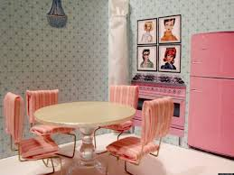 Barbie Dining Room How To Make A Dollhouse Out Of Binders Photos Huffpost