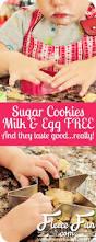 yummy milk and egg free sugar cookies recipe egg free sugar