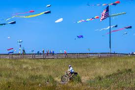 wa state international kite festival visit long beach peninsula