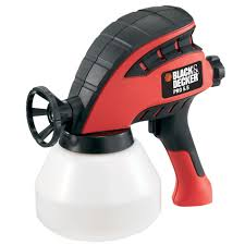black u0026 decker c800697 corded pro 5 5 paint sprayer sears outlet
