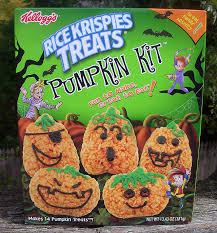 rice crispy treat pumpkins rice krispies treats pumpkin kit dinosaur dracula