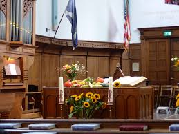 sermon prayers harvest thanksgiving reformed church
