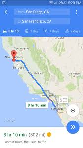 Travel Time Map Google Maps V9 14 Improved Navigation Ui And U0027popular Times