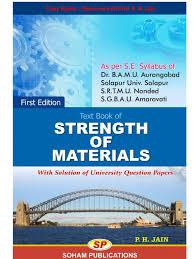 text book of strength of materials p h jain bending beam